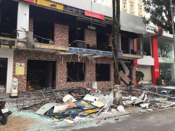 Tin nhanh - Nguyên nhân chính thức gây nổ nhà hàng nướng thiệt hại 10 tỷ đồng