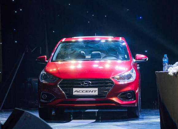 Hyundai Accent 2018 ra mắt, giá từ 425 triệu đồng - 3