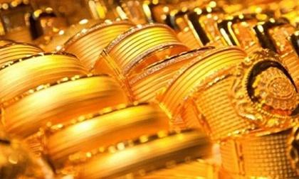 Giá vàng hôm nay 17/4: Căng thẳng bao trùm, vọt lên đỉnh giá