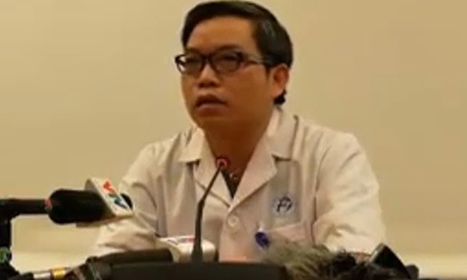 Bác sĩ Bệnh viện Xanh Pôn đã nói gì trước khi bị người nhà bệnh nhân hành hung?