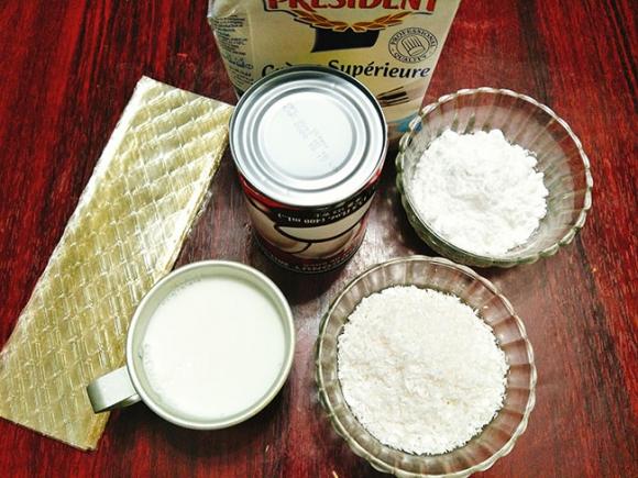 Tan chảy với món bánh tuyết bọc dừa mát lạnh, ngậy thơm - 2