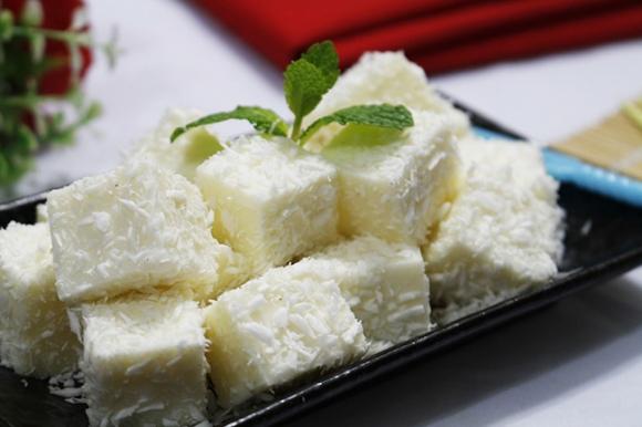 Tan chảy với món bánh tuyết bọc dừa mát lạnh, ngậy thơm - 8