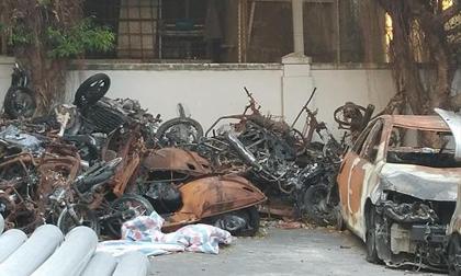 Cháy chung cư Carina: Gay cấn trách nhiệm bồi thường sau khi cựu tổng giám đốc bị bắt
