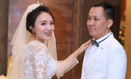 Nhật Thủy sinh con đầu lòng sau 5 tháng lấy chồng hơn 14 tuổi