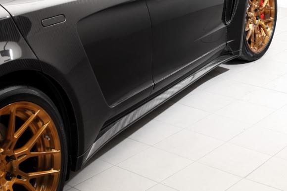 Gói độ carbon giá 900 triệu đồng cho Porsche Panamera Turbo 2017 - 9