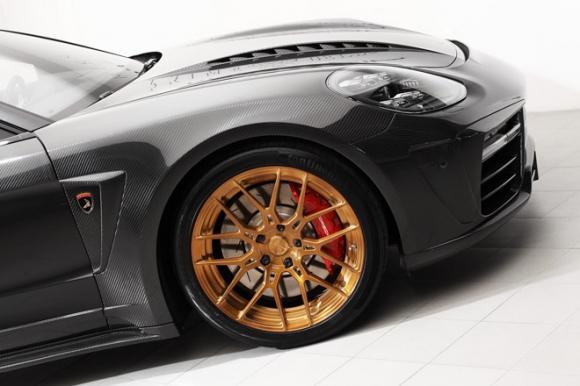 Gói độ carbon giá 900 triệu đồng cho Porsche Panamera Turbo 2017 - 11