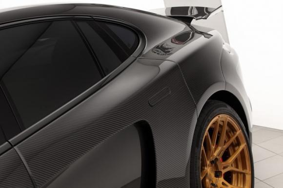 Gói độ carbon giá 900 triệu đồng cho Porsche Panamera Turbo 2017 - 7
