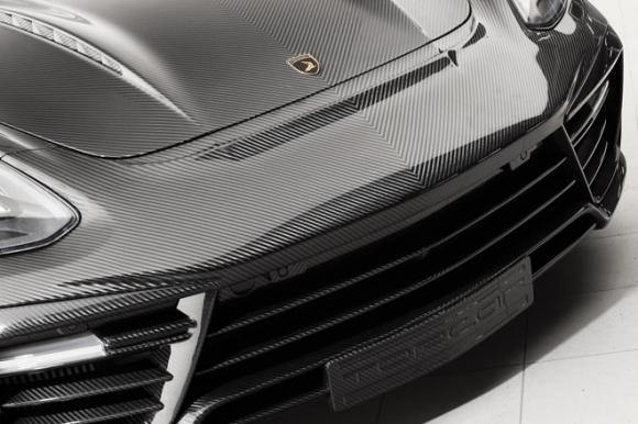 Gói độ carbon giá 900 triệu đồng cho Porsche Panamera Turbo 2017 - 6