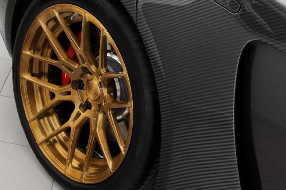 Gói độ carbon giá 900 triệu đồng cho Porsche Panamera Turbo 2017 - 8