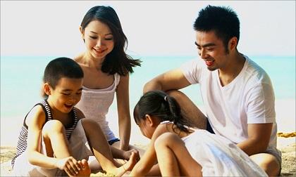 Những bài học cuộc sống cha mẹ nên học từ trẻ