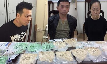 Bắt 'trùm' ma túy xuyên quốc gia chuyên cung cấp 'thuốc lắc' cho dân chơi