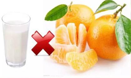 Những loại thực phẩm trẻ đang uống sữa thì không nên ăn cùng kẻo nguy hại sức khoẻ