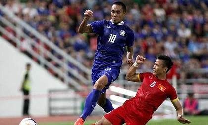 Bao giờ bóng đá Việt Nam đuổi kịp Thái Lan?