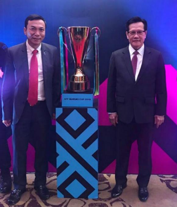 Bốc thăm AFF Cup: Việt Nam gặp cố nhân, hẹn Thái Lan chung kết trong mơ - 4