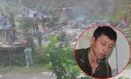 """Thảm án giết 4 người ở Cao Bằng: """"Yêu râu xanh"""" rơi quần ở hiện trường"""