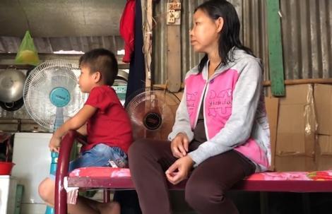 """xuc dong chuyen me ngheo hien tang con cuu 5 nguoi: """"mot phan mau thit con o lai voi doi"""" - 1"""