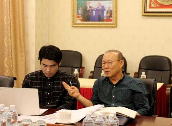 AFF Cup 2018: HLV Park Hang-seo triệu tập 28 cầu thủ lên ĐT Việt Nam