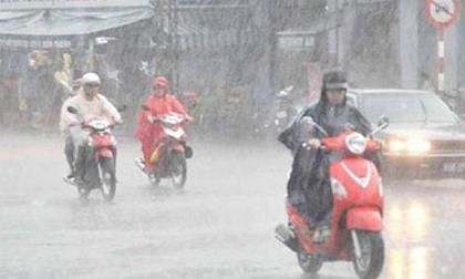 Tin mới thời tiết 8/5: Hà Nội giảm nhiệt và có mưa dông diện rộng, chấm dứt nắng nóng