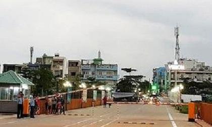 Một phụ nữ rơi từ tầng 5 chung cư ở Sài Gòn tử vong