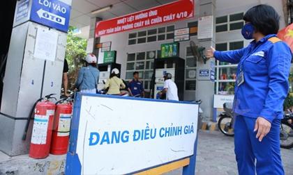 Xăng và các mặt hàng dầu đồng loạt tăng giá từ 15 giờ ngày 8/5