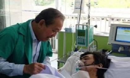 11 bệnh nhân nặng trong vụ cháy Carina đã được cứu sống ngoạn mục thế nào?