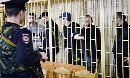 103 năm tù cho các thành viên băng cướp giết 6 người