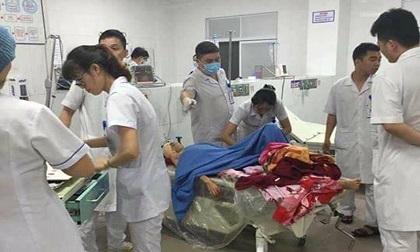 Cô vợ trẻ bị chém đứt lìa ngón tay, vỡ xương gò má sau tiếng kêu cứu