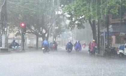 Tin mới thời tiết 10/5: Cảnh báo mưa dông trên cả nước, Hà Nội khả năng có mưa đá