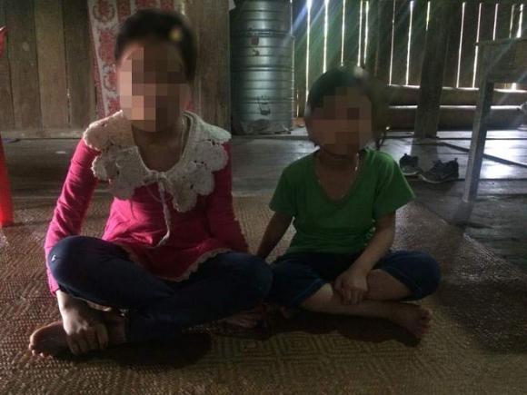 Thảm án ở Cao Bằng: Xót xa cảnh 2 đứa trẻ mất mẹ, không nhà - 1