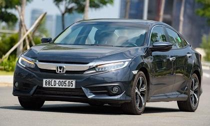 TOP 5 mẫu xe nhập khẩu bán chạy nhất Việt Nam trong tháng 4/2018