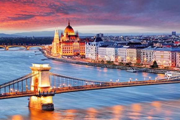 Thả hồn lơ đãng bên những con sông lãng mạn nhất Châu Âu - 1