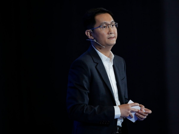 Chiếm ngôi Jack Ma, ông chủ Tencent trở thành tỷ phú giàu nhất Trung Quốc - 1