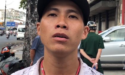 CLIP: Lời kể từ 'hiệp sĩ' tham gia vụ bắt trộm chấn động Sài Gòn