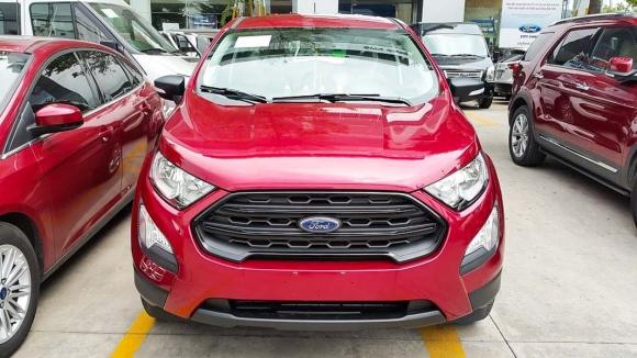 Ford EcoSport phiên bản giá rẻ Ambiente 1.5 MT có giá bán chỉ 545 triệu đồng - 2