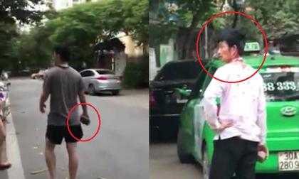 Tài xế Mai Linh bị đánh chảy máu đầu: Tài xế Mercedes khai gì?