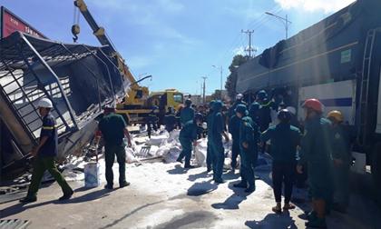 Thông tin gây sửng sốt vụ xe tải gây tai nạn thảm khốc ở Lâm Đồng