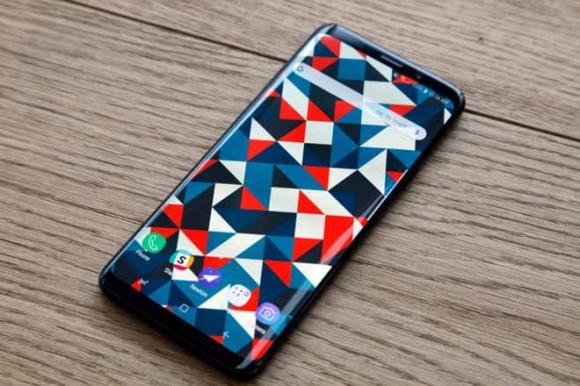 Samsung Galaxy S10 sẽ là smartphone đầu tiên được trang bị 5G - 1