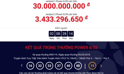 NÓNG: Chủ nhân jackpot 300 tỉ đã xuất hiện, sẽ nhận giải trong vài ngày tới