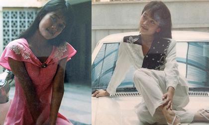 Ngỡ ngàng với ảnh danh hài Vân Dung thời đi thi Hoa hậu, lọt top 15