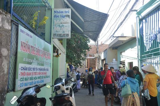 Chủ cơ sở bạo hành trẻ ở Đà Nẵng khai: Đánh để trẻ chịu ăn cháo! - 1