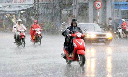 Tin mới thời tiết 22/5: Hà Nội bớt nắng nóng, chiều tối có mưa dông kèm tố lốc