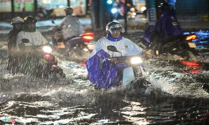 Tin mới thời tiết 23/5: Nam Bộ mưa to kèm sấm sét, vùng núi Bắc Bộ lo lở đất