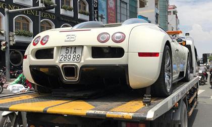 Ông chủ Trung Nguyên tậu Bugatti Veyron độc nhất Việt Nam