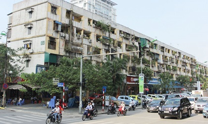 Chung cư cũ ở Hà Nội – mối họa cháy nổ, đổ sụp bất cứ lúc nào