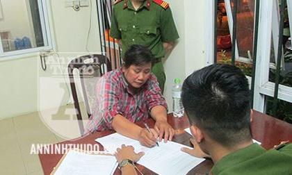 Hà Nội: Bắt khẩn cấp một phụ nữ dùng dây siết cổ lái xe ôm để cướp tài sản