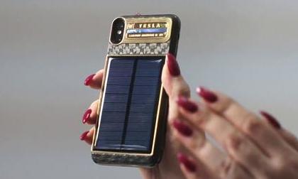 Gắn thêm thứ sang chảnh này, iPhone X nâng giá lên cả trăm triệu