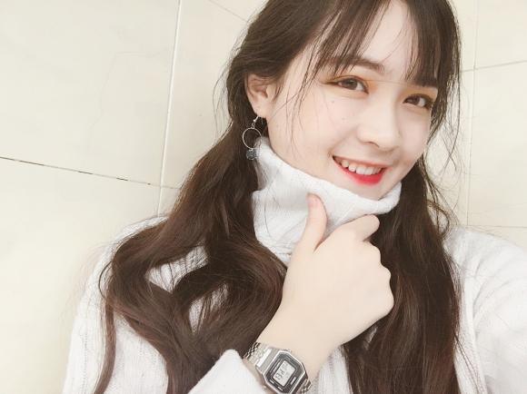 Loat hot girl sinh nam 2000 chuan bi thi THPT quoc gia hinh anh 9