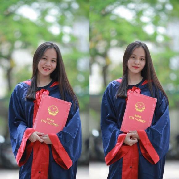Nữ sinh Hà Nội hot nhất mùa bế giảng 2018 vì quá xinh đẹp - 6