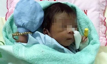 Người chôn bé sơ sinh 1 ngày tuổi có bị xử lý?