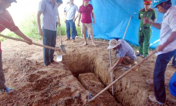 Lý do gia đình nạn nhân đề nghị khai quật tử thi nữ kế toán